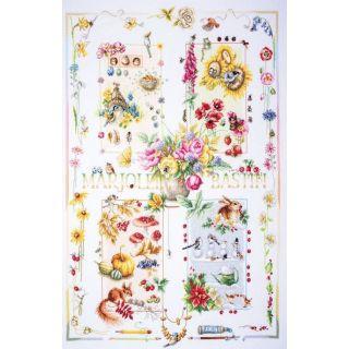 Borduurpakket 4 Seasons - Marjolein Bastin (Lanarte)