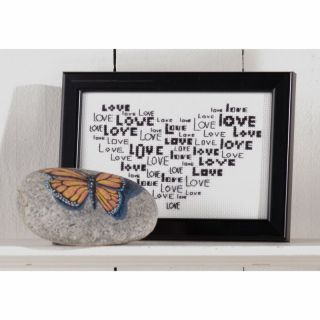 Borduurpakket Love - Permin