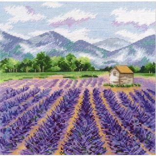 Borduurpakket Provence - Oven
