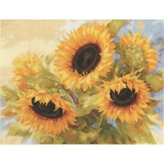 Borduurpakket Sunflower Dreams - Alisa