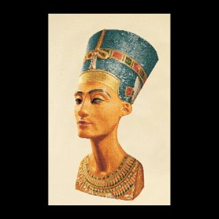 Borduurpakket Nefertiti (small) Aida- Thea Gouverneur