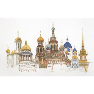 Borduurpakket St. Petersburg Aida - Thea Gouverneur