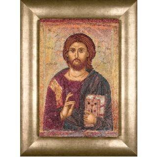 Borduurpakket Christ of Pantocrator - Thea Gouverneur
