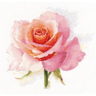 Borduurpakket The breath of Rose Tenderness - Alisa