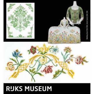 Borduurpakket Rijksmuseum Catwalk Wedding dress - Jak