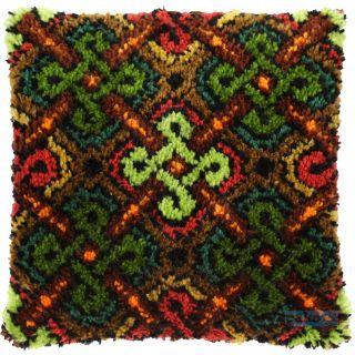 Knoopkussen Winter Symmetrie - Pako